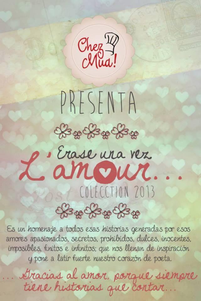 Colección Amor y Amistad 2013