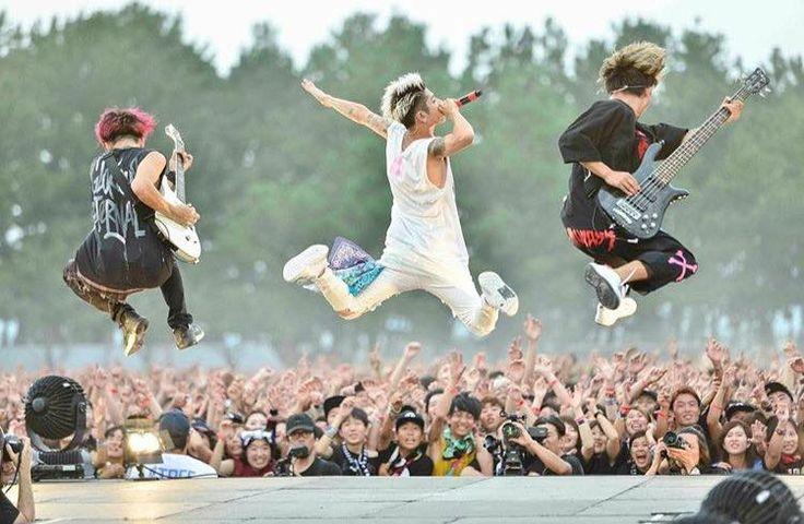 One Ok Rock | Toru , Taka e Ryota