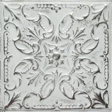 Image result for white tin tile backsplash                                                                                                                                                                                 More