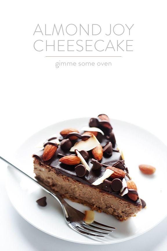 Mandel Cheesecake