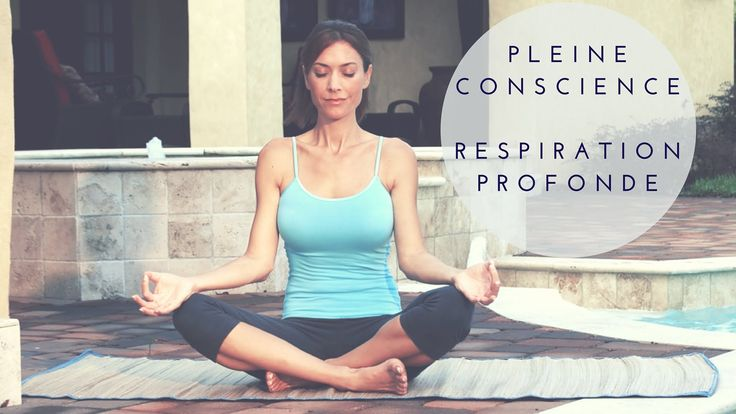 Méditation  Pleine Conscience: Respiration Profonde (Mindfulness)