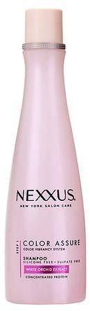 Nexxus Color Assure Rebalancing Shampoo, White Orchid