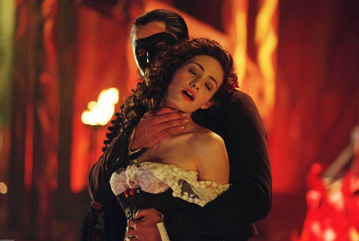 Christine Daaé The Phantom (Erik)