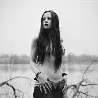 Under The Pale Sky by Koshka-Black