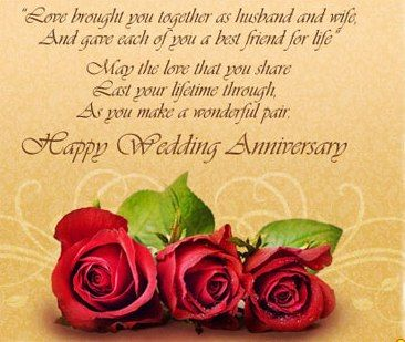 Happy Anniversary Wishes Messages And Quotes Wedding Sms 4