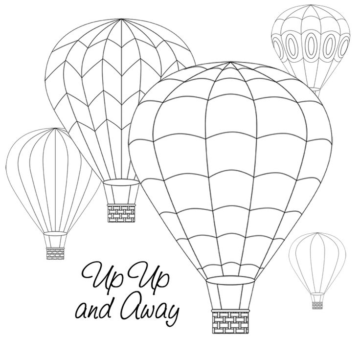 hot air balloons as requested first posted thursday april 08 2010 balloon templateprintable