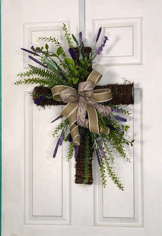 Easter Door Decorations (40+ Easy Spring Wreath Ideas For Front