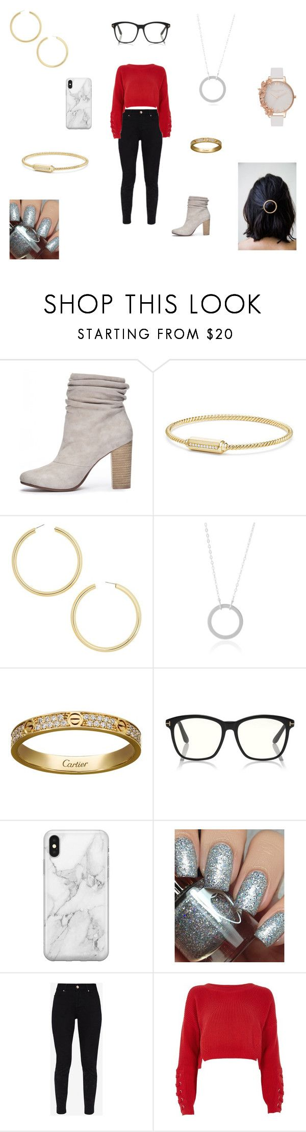 """Marvel - Tony Stark's Daughter (Iron Man)"" by messa2021 ❤ liked on Polyvore featuring Chinese Laundry, David Yurman, BaubleBar, Cartier, Recover, Dimepiece, Ted Baker, River Island and Olivia Burton"