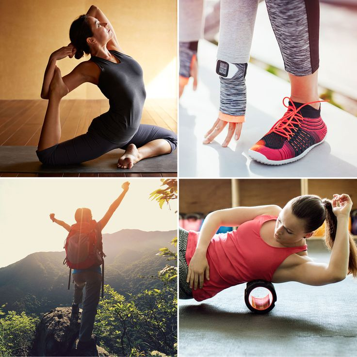 The biggest fitness trends of 2017 - An annual survey reveals the new year's biggest fitness trends, from high-intensity interval training to wearable technology and yoga.