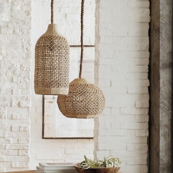Bamboo Cloud Chandeliers | Forma Living