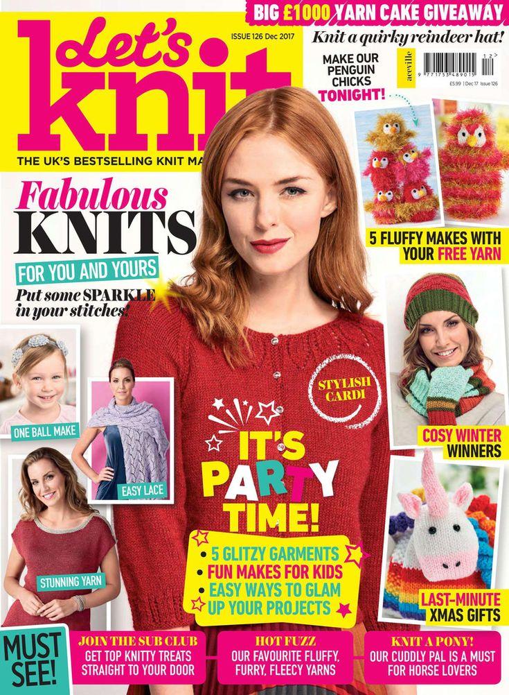 Let's Knit  December 2017