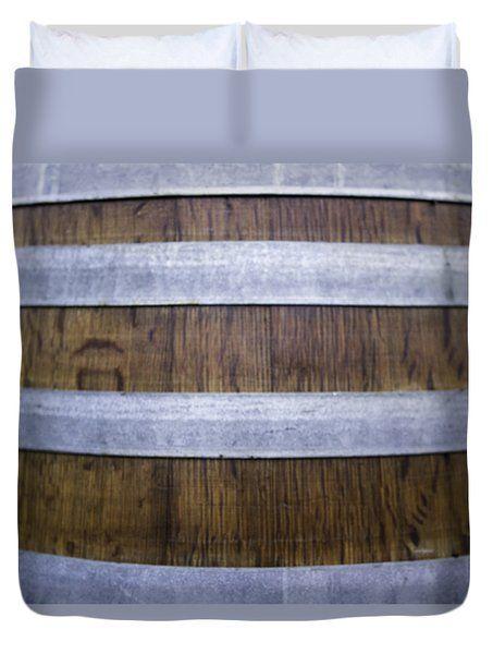 Durmast Barrel Duvet Cover by Cesare Bargiggia