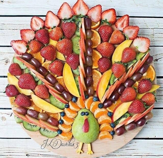 25 best deco fruits images on Pinterest | Creative food, Funny food ...