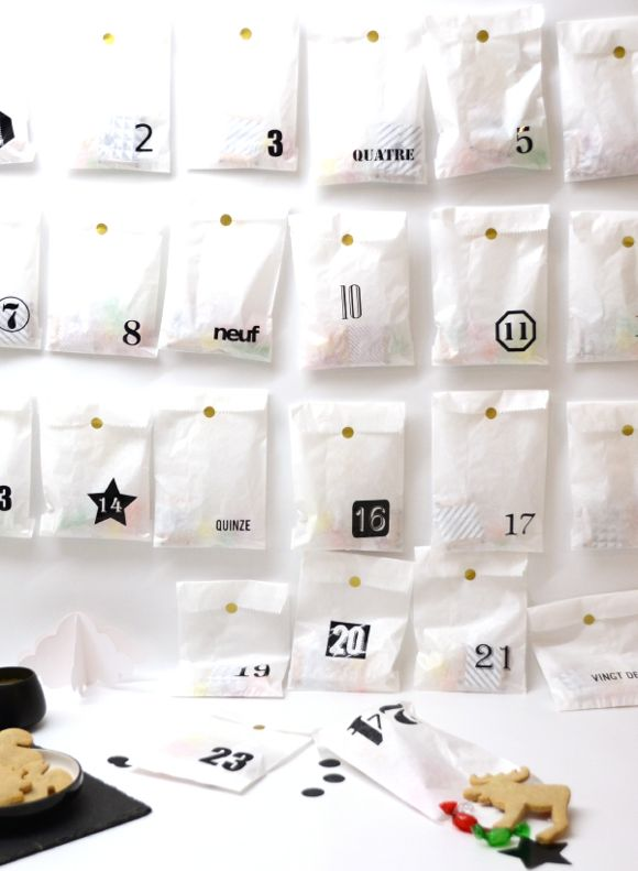 Blog d co nordique calendriers de l 39 avent diy diy for Idee decoration fenetre de l avent