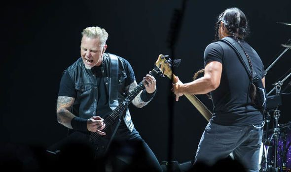 Metallica at the MEN Arena review: Metal giants Dont Look Back in (St) Anger #music #news
