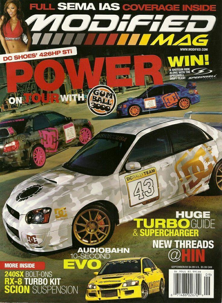 Revista Modified Mag.