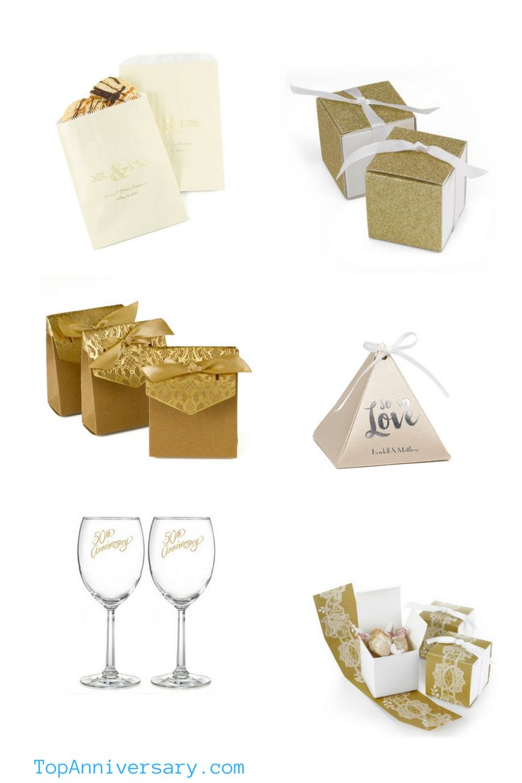 93 best 50th Anniversary Gift Ideas images on Pinterest | Great ...