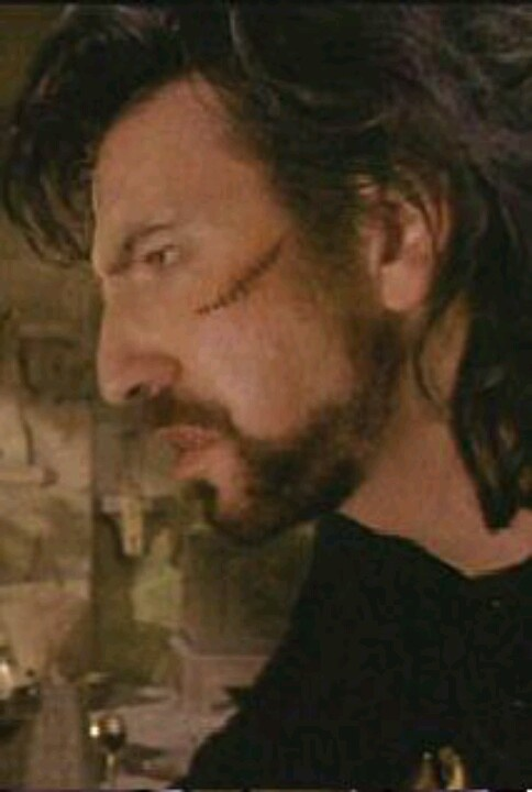 Alan Rickman - in Robin Hood- ok. this is hot. why I don't date.