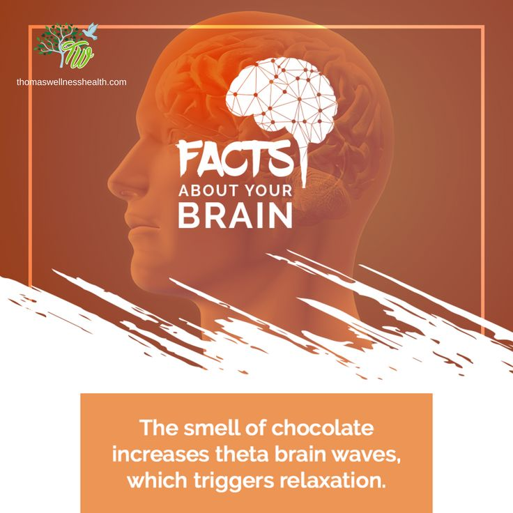 Does chocolate make you happy?  This may be why.