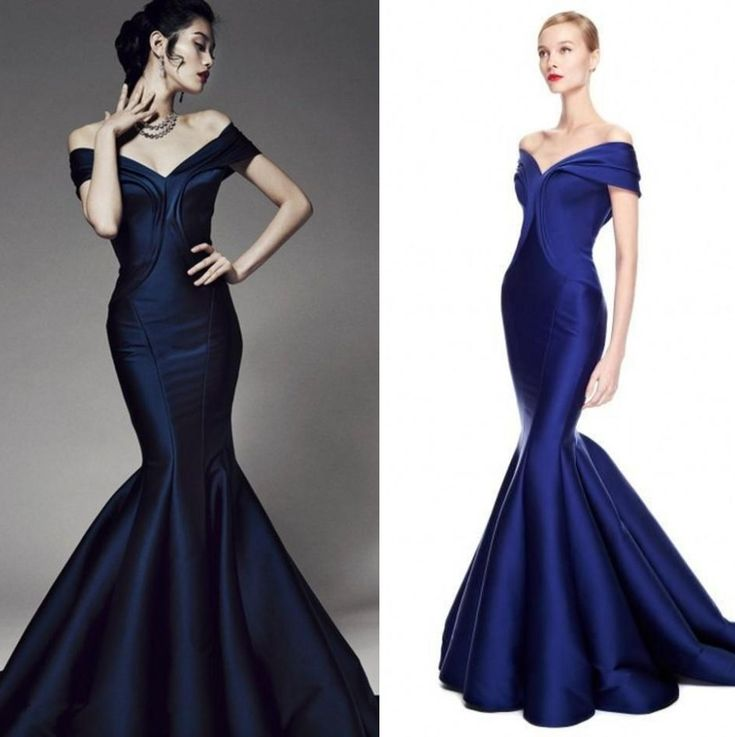 Navy Blue Long Mermaid Evening Dress 2015 Cheap Elegant Plus Size Formal Wedding Guest Dresses With Sleeve Party Gown-in Evening Dresses from Weddings & Events on Aliexpress.com | Alibaba Group