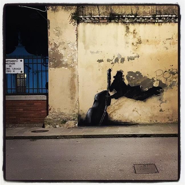 Sokakların Yeni Banksy'si Kenny Random'dan Etkileyici Sokak Sanatı Eserleri Sanatlı Bi Blog 4