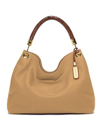 Michael Kors Large Skorpios Shoulder Bag.