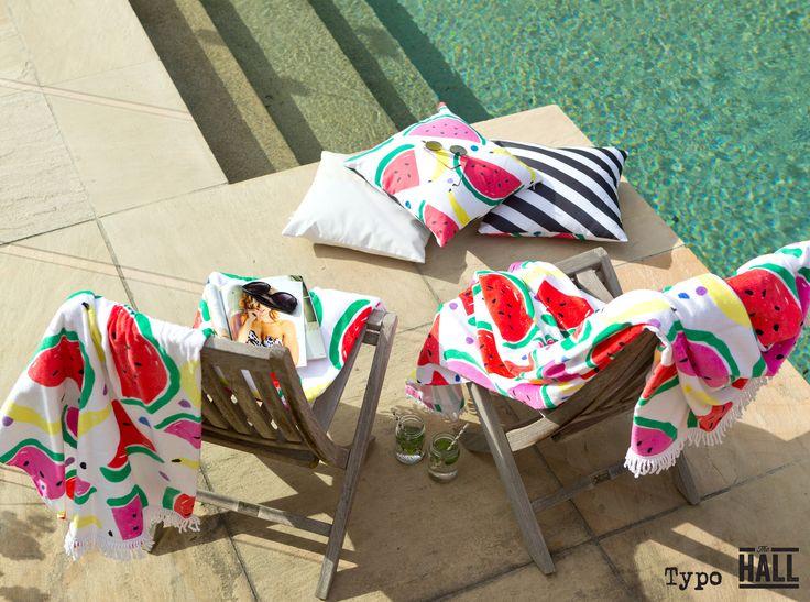 watermelon towel (typo)