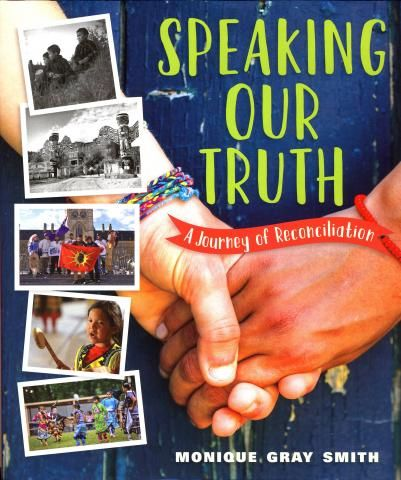 "In Speaking Our Truth, we are embarking on a journey of reconciliation. This isn't a read-and-do-nothing kind of book. It is an active exploration of Canada's collective history, our present and our future. It's about how we grow as individuals, families, communities and as a country...In my Nihiyaw (Cree) language, we say tawâw, which loosely means ""there's always room."" For you, for me, for your friends, your family, your community. There's always room. —Monique Gray Smith"