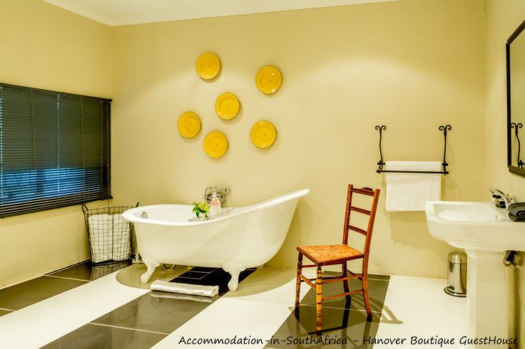 Beautiful accommodation at Hanover Boutique Guesthouse. Hanover Guesthouses.