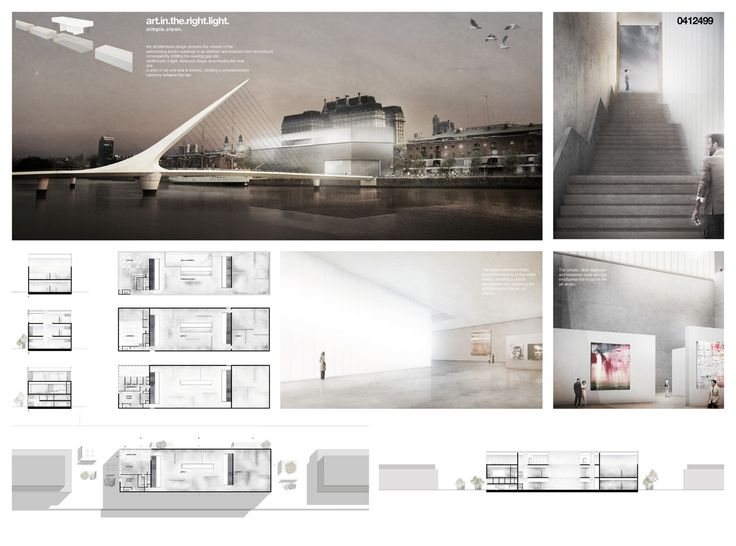 Honorable mention - Honorable mention - Buenos Aires Contemporary Art Museum competition [AC-CA]
