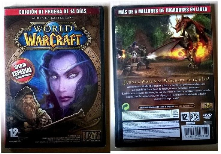 World of Warcraft - vesrion espagnol - neuf