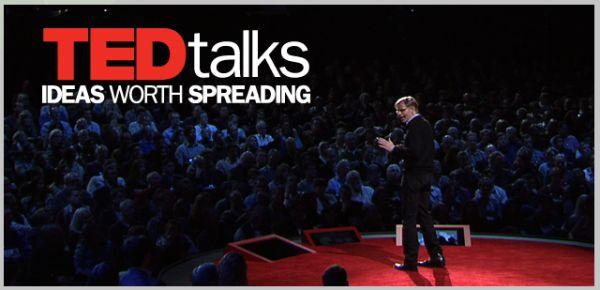 TED - Conferências que disseminam ideias pelo mundo