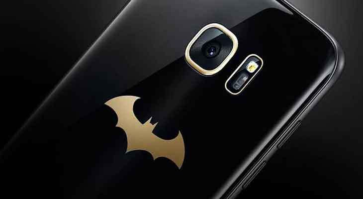 Samsung Galaxy S7 Edge Batman Injustice Edition Satışa Sunuldu
