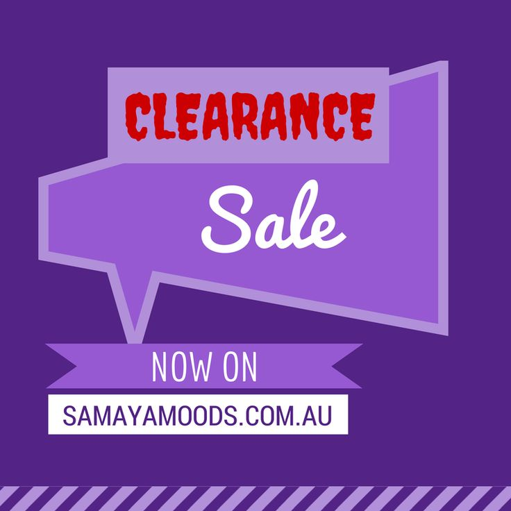 Find our clearance items: http://www.samayamoods.com.au/category/clearance-items