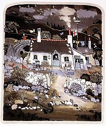 Doreys Cottage by Graham Clarke