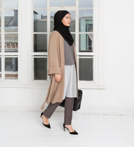 27 best Islamic fashion images on Pinterest | Inayah collection ...