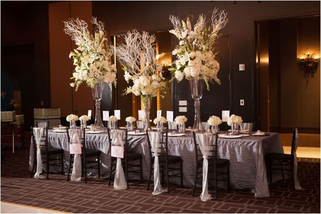 Wedding Flower Arrangements In Lebanon : Best centerpiece trumpet vase images on