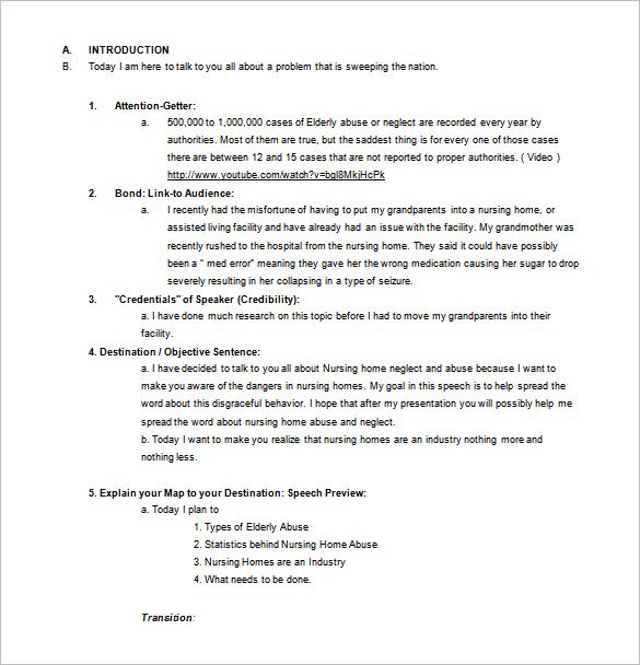 Best 25+ Outline format ideas on Pinterest Paper outline, Essay - speech outline example