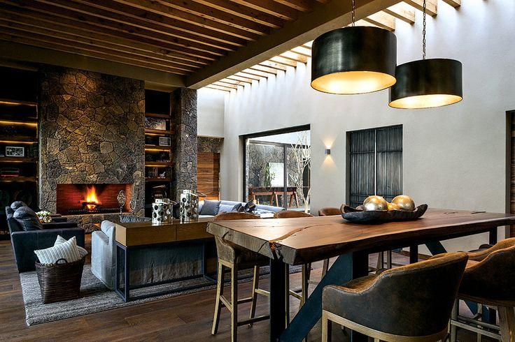 En el salón principal destaca el mobiliario por su sencillez. | Galería de fotos 1 de 11 | AD MX