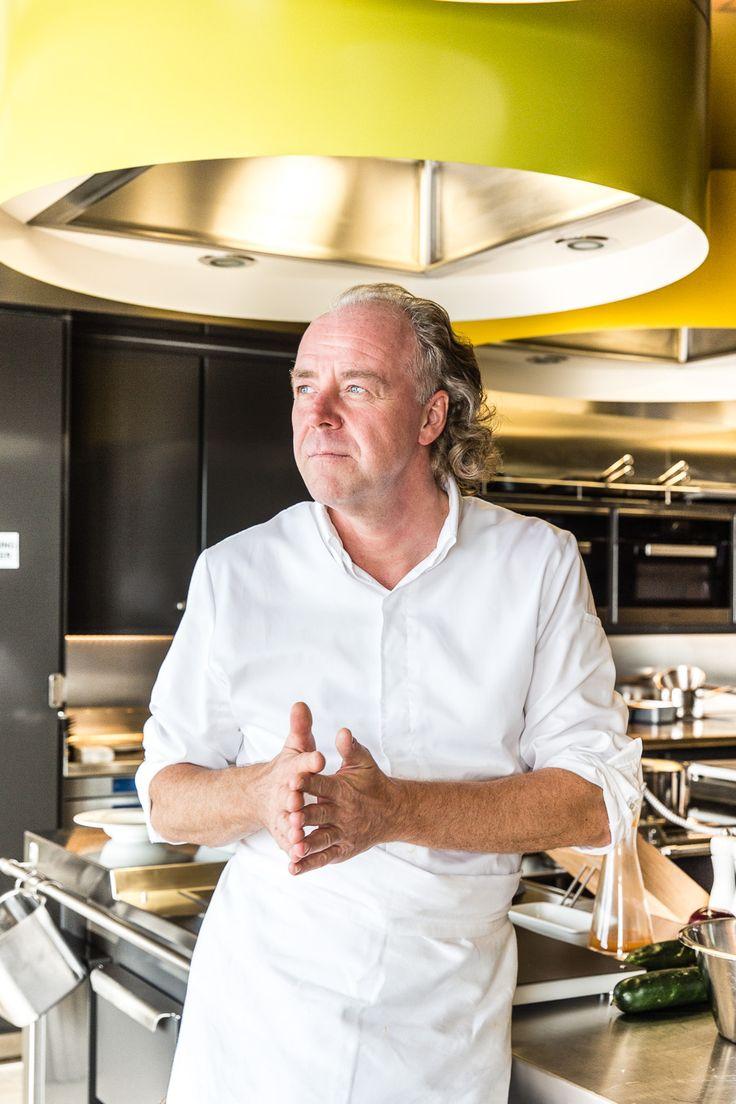 Die neue vegetarische küche der europa 2 der spitzenkoch michael hoffmann hat für die restaurants