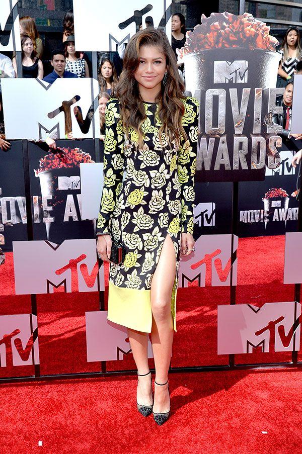 2014 MTV Movie Awards: Zendaya Coleman