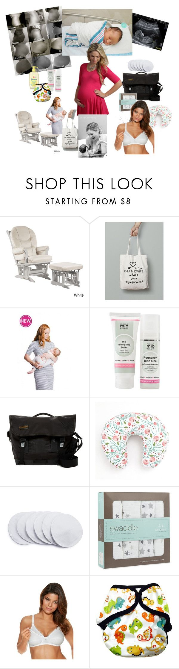"""""""""""Labor"""" Day"""" by potatoandcupcake ❤ liked on Polyvore featuring Dutailier, Mama Mio, Timbuk2, Aden + Anais, Naturana and 24/7 Comfort Apparel"""