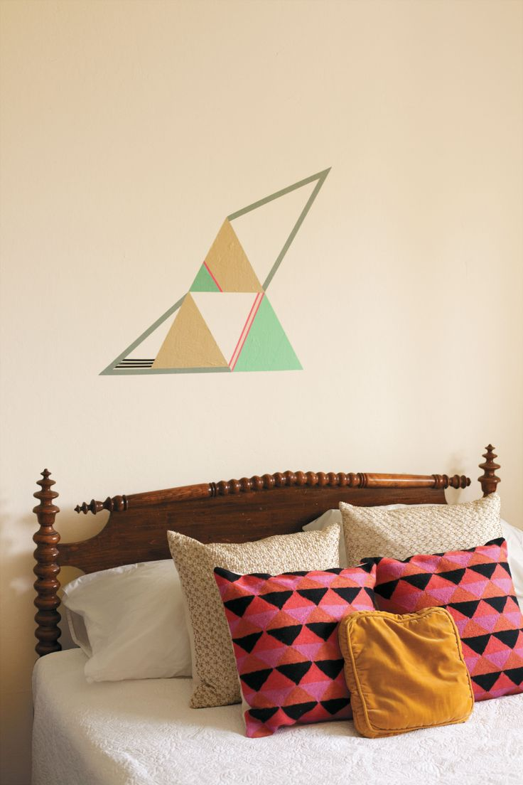 17 best images about washi tape ideas on pinterest cards for Faux headboard ideas