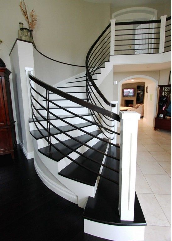 Best 94 Best Images About Stairs On Pinterest Railing Design 640 x 480