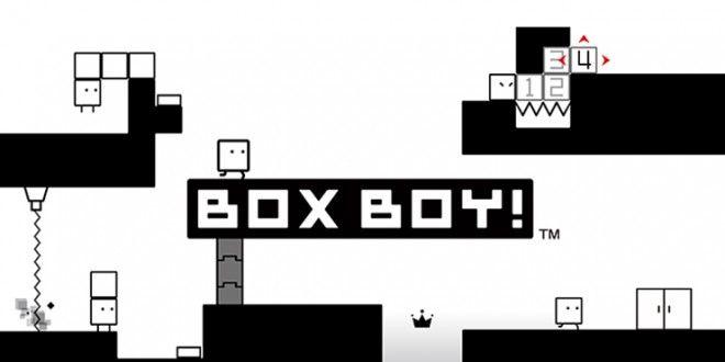 Nintendo eShop Spotlight: Boxboy! • Load the Game