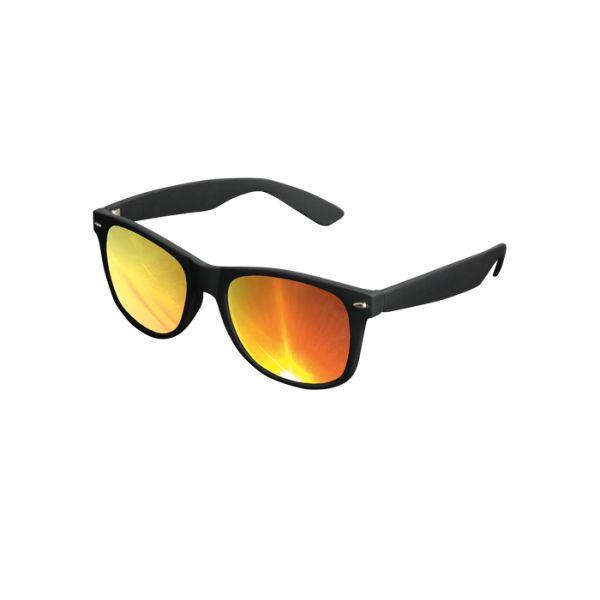 Okulary Likoma Mirror black/orange | Akcesoria \ Okulary | MagicTown, Incase, Stussy, RocaWear, Southpole, Crooks & Castles, Mitchell & Ness, Starter