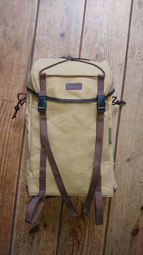 Bekijk dit items in mijn Etsy shop https://www.etsy.com/nl/listing/513442242/waxed-canvas-500grm2-mountaineer