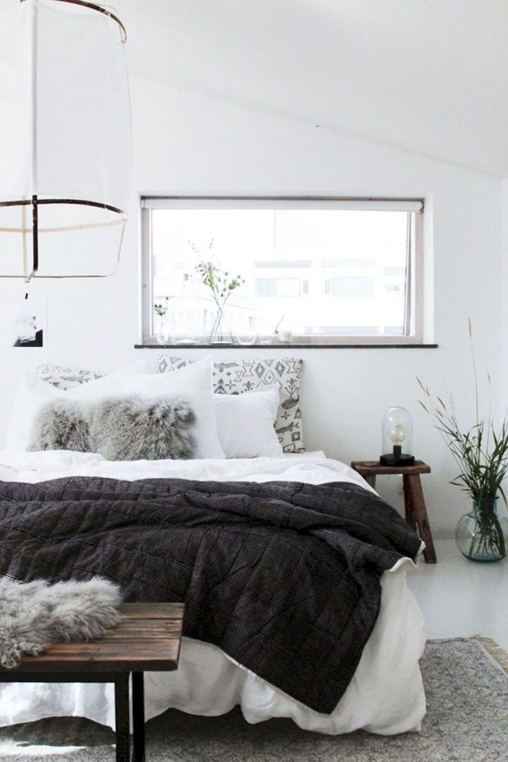 industrial bedroom furniture melbourne%0A Best     Scandinavian bedroom design ideas on Pinterest   Scandinavian  bedroom  Scandinavian style bedroom and Bedroom frames