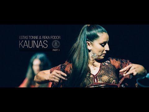 ▶ Estas Tonne & Reka Fodor @ VDU Kaunas 2014 [HD] Part II - YouTube