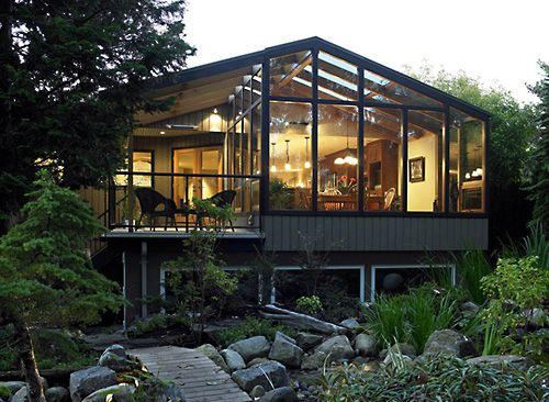 17 Best Ideas About Cedar Homes On Pinterest Small Home